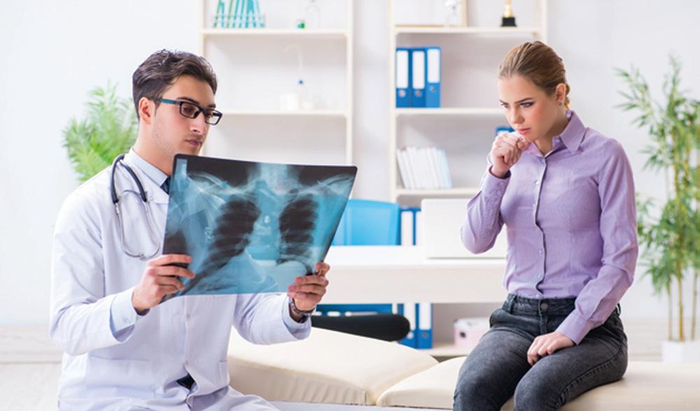 Рентгенография органов грудной клетки используется для обнаружения патологических процессов